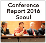 Conference Report 2016 Seoul